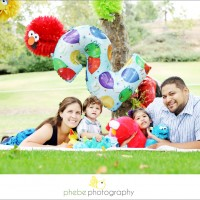 Los Angeles County Park Family Portrait Photographer